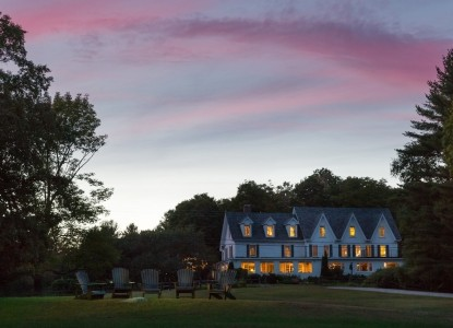The Inn at Pleasant Lake Weddings