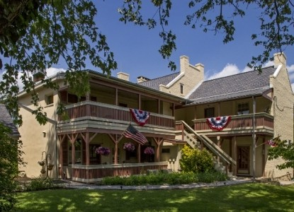 Historic Jacob Rohrbach Inn