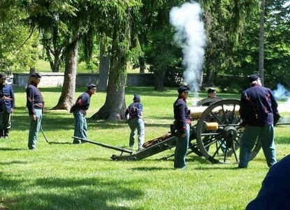 Historic Jacob Rohrbach Inn War Reenactment