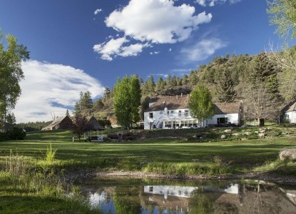 Antlers on the Creek Bed & Breakfast is a luxurious Colorado lodging near historic downtown Durango.