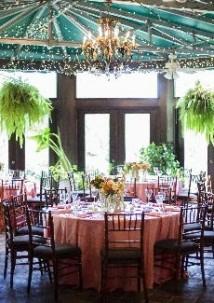 Gramercy Mansion Bed & Breakfast, reception decor