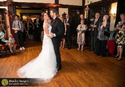 Gramercy Mansion Bed & Breakfast, dance floor