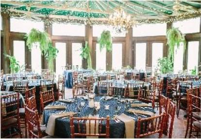 Gramercy Mansion Bed & Breakfast, reception