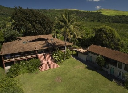 Macadamia Meadows Farm Bed & Breakfast , aerial view