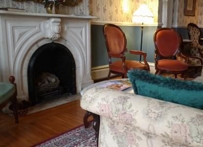 Rosemont Inn Fire Place