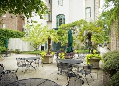 John Rutledge House Inn-Courtyard