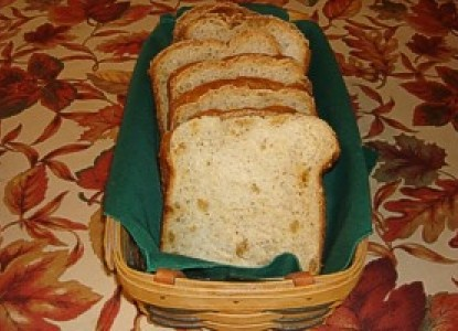 Amish Granola Bread