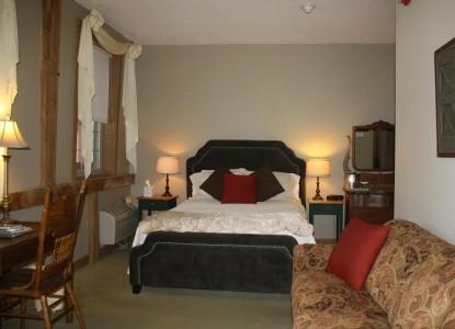 the barn bed & breakfast inn, rose garden