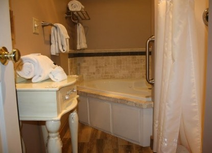 the barn bed & breakfast inn, french country room