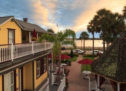 Bayfront Marine House, view