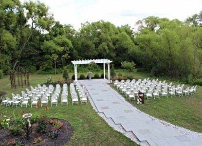Battlefield Bed & Breakfast Inn wedding