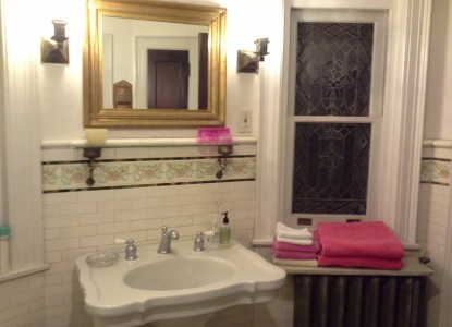 Inn Between Bed and Breakfast-Bathroom