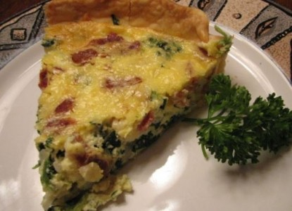 The Blue Gray Bed and breakfast food