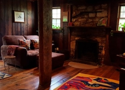 The Hummingbird Inn-Rustic Den