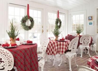 Chatham Gables Inn-Dining