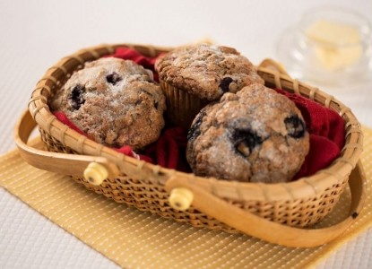 Chatham Gables Inn-Muffin Basket