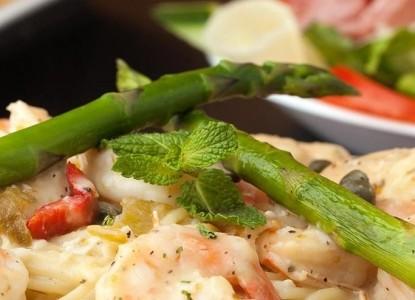 Rabbit Creek Bed & Breakfast asparagus