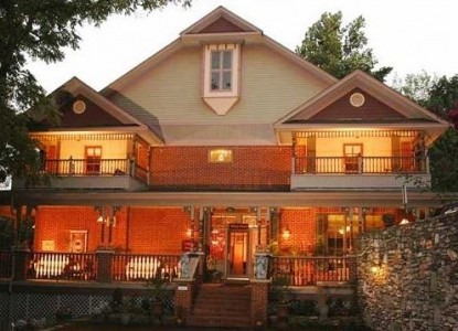 Award-winning, 4-Diamond AAA rated, Eureka Springs B&B located in the Historic District, offering elegance & warm hospitality.