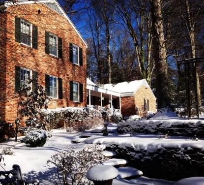 Colonial Gardens Bed Breakfast Williamsburg Virginia
