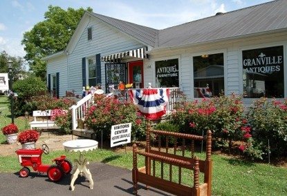 Granville Bed & Breakfast-Antique Shop