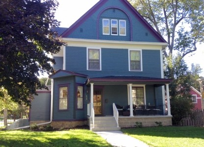 An intimate and elegant bed and breakfast located in Northfield, Minnesota!