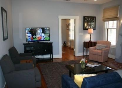 Das Garten Haus living room