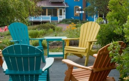 Whispering Pines Bed & Breakfast-Outside Seating