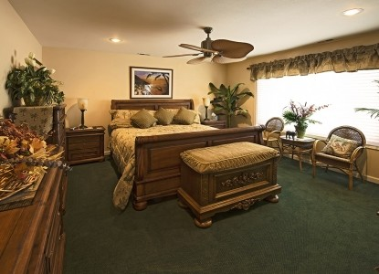 Rocky Point Ranch Bedroom