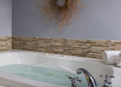 Castle in the Country Bed & Breakfast Inn-Sir Lancelot Bathroom