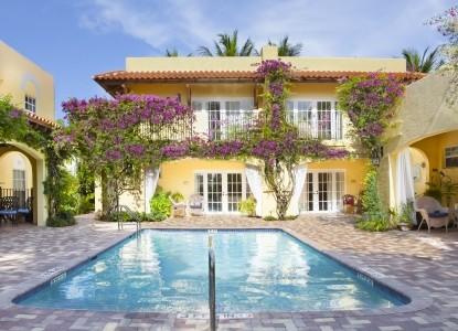 Grandview Gardens Bed & Breakfast pool