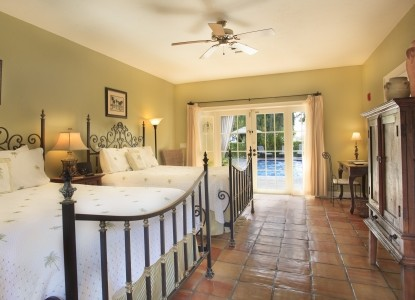 Grandview Gardens B&B Double Bed Room