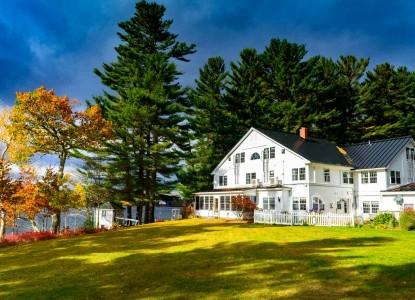 Wolf Cove Inn, beautiful B&B