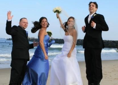 The Ocean Plaza Hotel, weddings