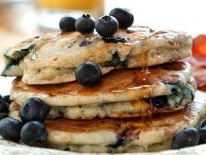The Wayside Inn pancakes