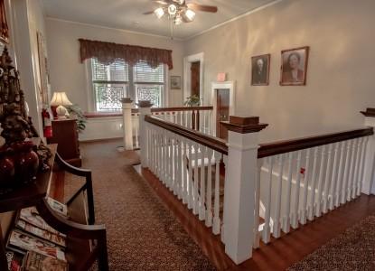 The Dickey House Bed & Breakfast, Ltd-Second Floor Window Seat