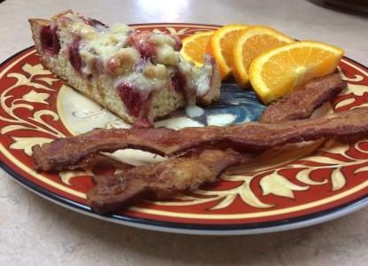 Bartee Meadow Bed & Breakfast Breakfast