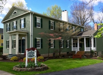 Bed and Breakfast at Oliver Phelps, main house