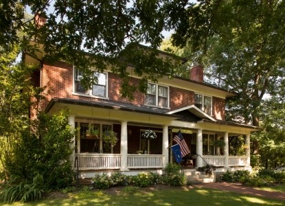 A friendly Inn for folks of all ages... in a quiet wooded neighborhood!