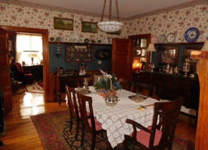 The Libby House Inn & Barn: Dining Room