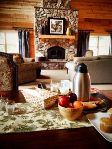 Franziska Haus Bed & Breakfast Coffee and food