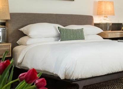 Akwaaba Bed & Breakfast bedroom