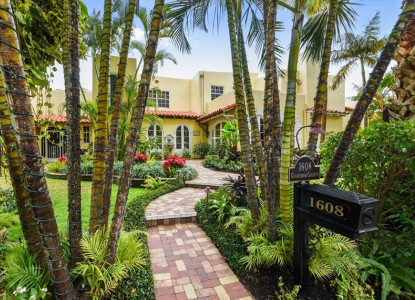 Grandview Gardens Bed Breakfast And Vacation Homes West Palm Beach Florida South Atlantic