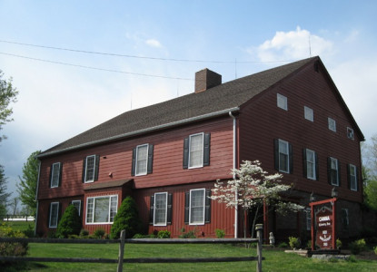 Nestled in the rolling hills of south central Pennsylvania lies a unique Bed & Breakfast in a picturesque setting.