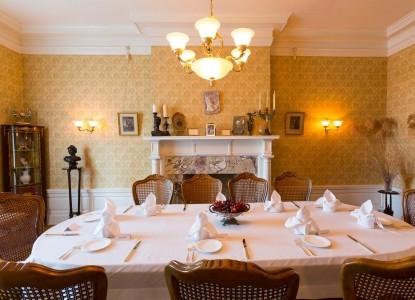 The Mercersburg Inn-Dining Table