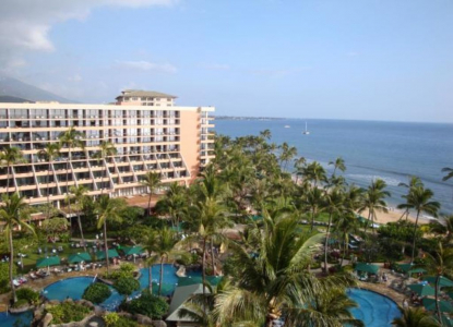 Marriotts Maui Ocean Club Two Bedroom