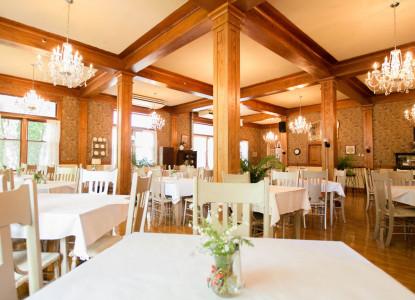 The Terrace Inn & 1911 Restaurant food