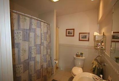 Chart Room, bathroom