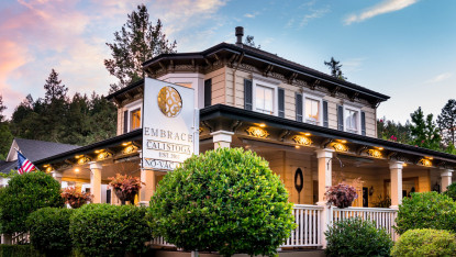 Embrae Calistoga Inn