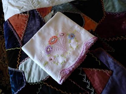Mathilda's patchwork
