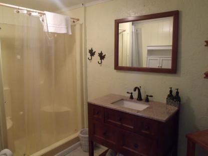 Mountain Suite bath